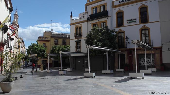 Spanien Sevilla | Coronavirus | Ausnahmezustand