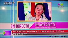 Nicaragua Rosario Murillo