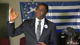 Sisiku Ayuk Tabe, le leader sécessionniste a été condamné à 20 ans de prison en août 2019