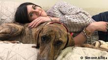 Marina und ihr Hund, Rom/Italien Quarantäne Tagebuch - Europa in Zeiten von Corona - Teil 7: Marina und ihr Hund, Rom/Italien