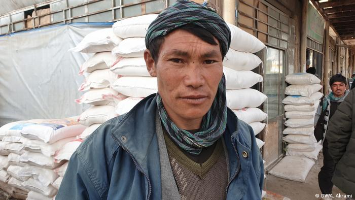 Afghanistan Coronavirus Provinz Bamiyan Armut