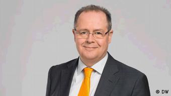 Кристиан Триппе - руководитель отдела Восточная Европа DW