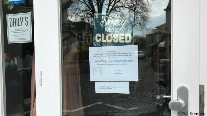 Mnoge trgovine su zatvorene do daljnjega