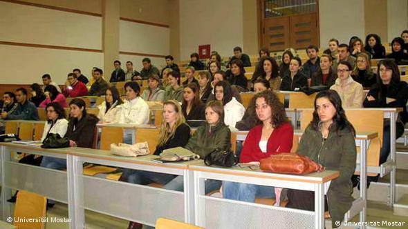 Studenti u Mostaru