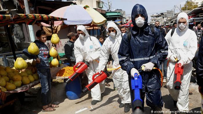 Gazze'de de bu hafta içinde ilk koronavirüs vakası tespit edildi