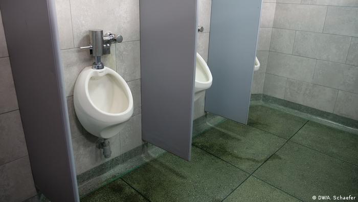 Kolumbien Bogota | Strafen für öffentliches Urinieren
