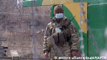 Ukraine Corona-Krise auch in der Ostukraine