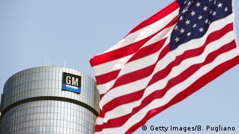 Amerikan otomotiv devi General Motors'un Detroit kentindeki yönetim merkezi