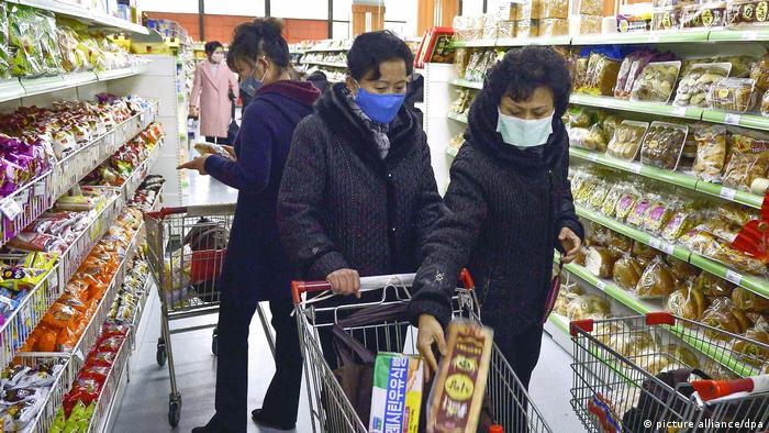 Coronavirus in Nordkorea