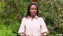 DW Sendung Eco Africa Sandrah Twinoburyo