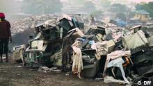 Recycling electronic waste in Nigeria Schlagwörte: Eco Africa, environment, Nigeria, e-waste, electronic waste, recycling, technology, E-Terra Technologies