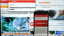 Deutschland | Coronavirus | Schlagzeilen