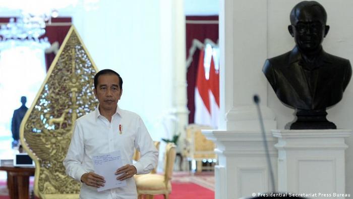 Presiden RI - Joko Widodo