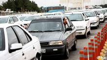Viel Verkehr trotz Corona-Krise im Iran zum Nouruz-Fest