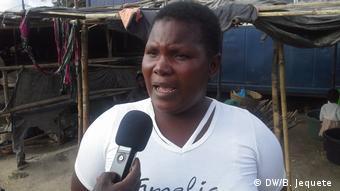 Mosambik Manica | Illegaler Medikamentenverkauf: Berta Faustino