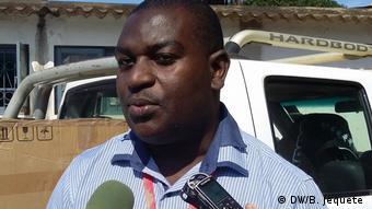 Mosambik Manica | Illegaler Medikamentenverkauf: Daniel António Chamussora