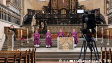 Trier | Live-Übertragung Gottesdienst