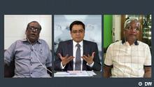 Bangladesch DW | Khaled Muhiuddin Asks Talkshow