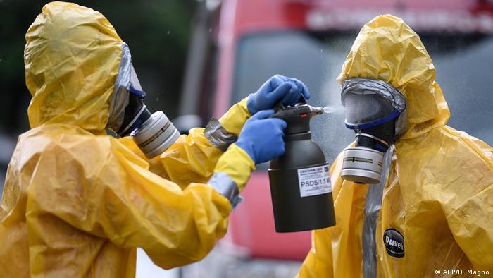 Coronavírus: Número de casos confirmados no Brasil passa de mil ...