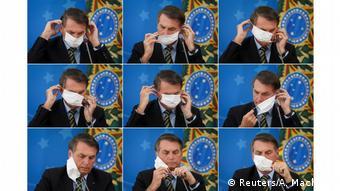Foto de Jair Bolsonaro