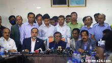 Bangladesch Coronavirus PK Gesundheitsminister Zahid Maleque