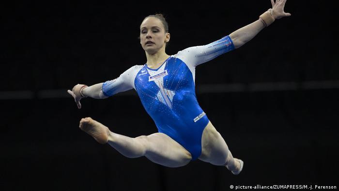 USA Turnerin Sarah Voss