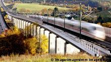 Deutschland ICE-Strecke Frankfurt - Köln