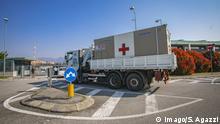 Italien - Bergamo - Coronavirus