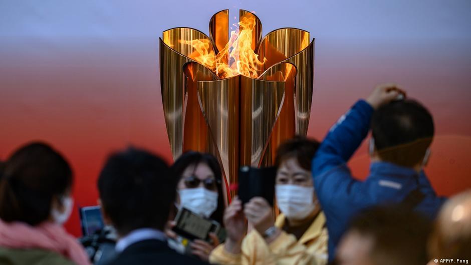 Japonya'dan Olimpiyatlar için erteleme sinyali