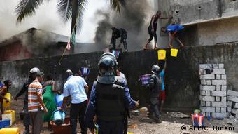 Le vote, le 22 mars dernier en Guinée, a été entaché de violences meurtrières.