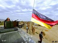 Forças alemãs são terceiro maior contingente no Afeganistão