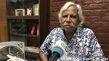 Zafrullah Chowdhury im DW Interview