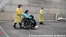 Spanien Coronakrise | Fast 400 neue Corona-Todesfälle innerhalb von 24 Stunden