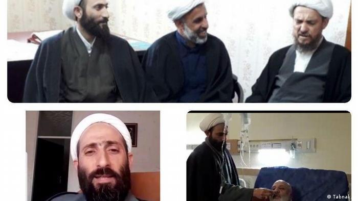 Iran Coronavirus Morteza Kohansal