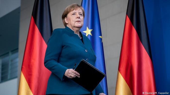In der Krise punktet Merkel wie noch nie