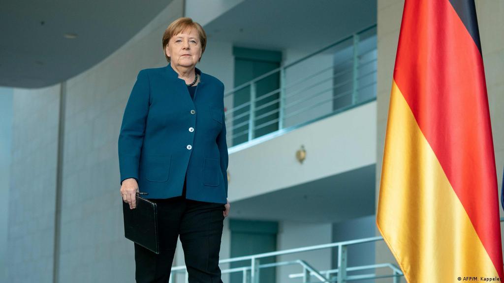Opinion: Germans rally behind Merkel amid coronavirus crisis | Opinion | DW  | 04.04.2020