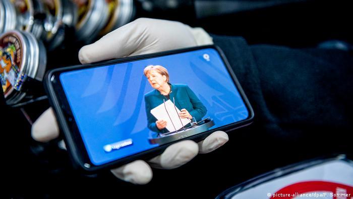 على خطى كوريا.. ألمانيا تفكّر باستخدام GPS لمواجهة كورونا