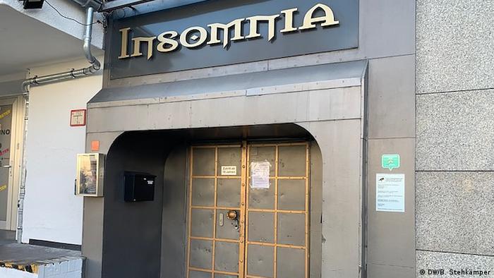 Insomnia swinger club (DW/B. Stehkämper)