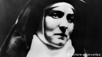 Монахиня Эдит Штайн
