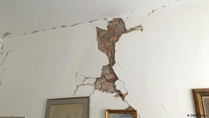 Kroatien Schwerstes Erdbeben seit mehr als hundert Jahren erschüttert Zagreb