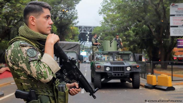Paraguay Grenze Brasilien Grenzschließung Coronavirus