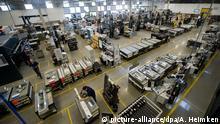 Lübeck Firma Dräger Hersteller medizinische Geräte
