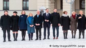 Η κυβέρνηση της Νορβηγίας