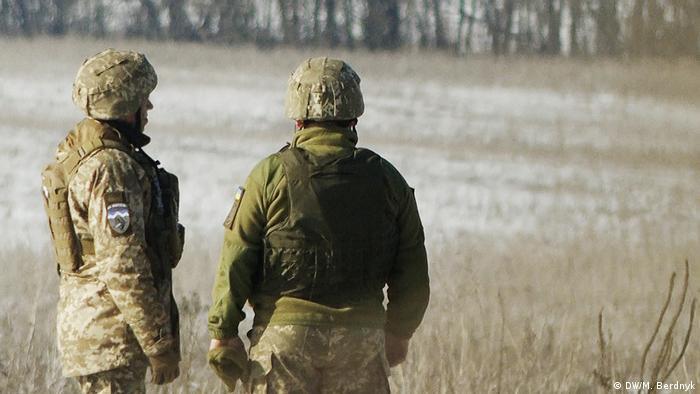 Ukraine Coronavirus Militär