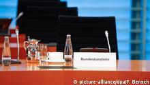 Berlin Bundeskabinett tagt ohne Merkel