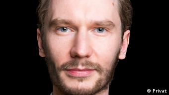Psycholog zdrowia Mateusz Banaszkiewicz