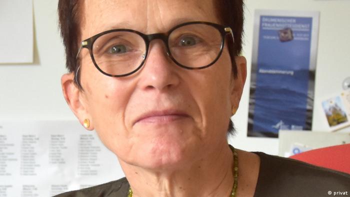 Ruth Belzner, Leiterin Telefonseelsorge Würzburg