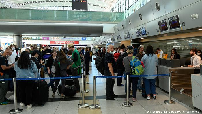 Argentinien Buenos Aires | Coronavirus | Rückholung deutscher Staatsbürger (picture-alliance/dpa/R. HIrschberger)