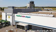 Deutschland 2018 | Flughafen Frankfurt Hahn Airport HHN Terminal