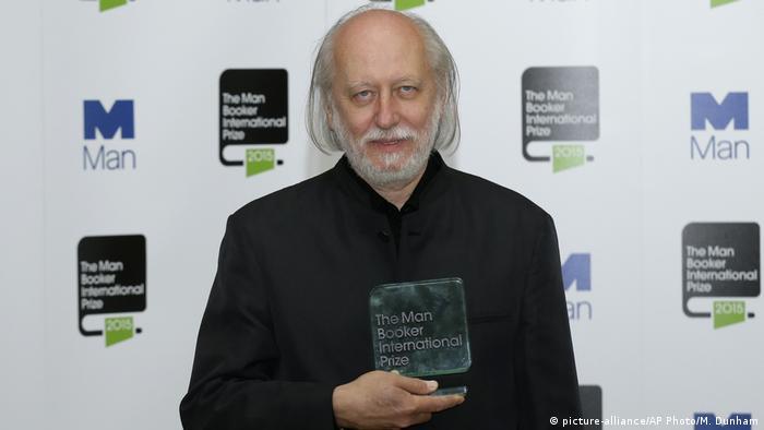 Laszlo Krasznahorkai (picture-alliance/AP Photo/M. Dunham)